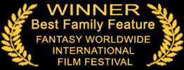 Fantasy Worldwide Intrnational Film Festival Award